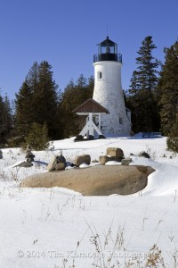 Old Presque Isle Winter